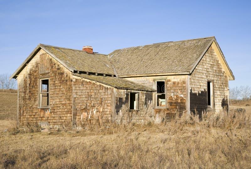 Verlassenes Haus 2 stockbilder