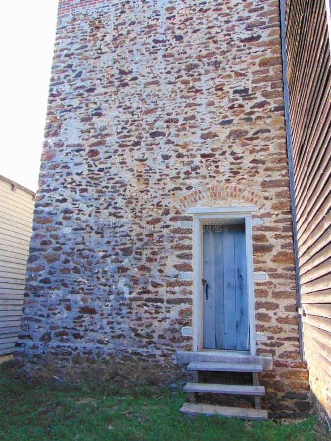 Verlassenes historisches Haus stockfotos