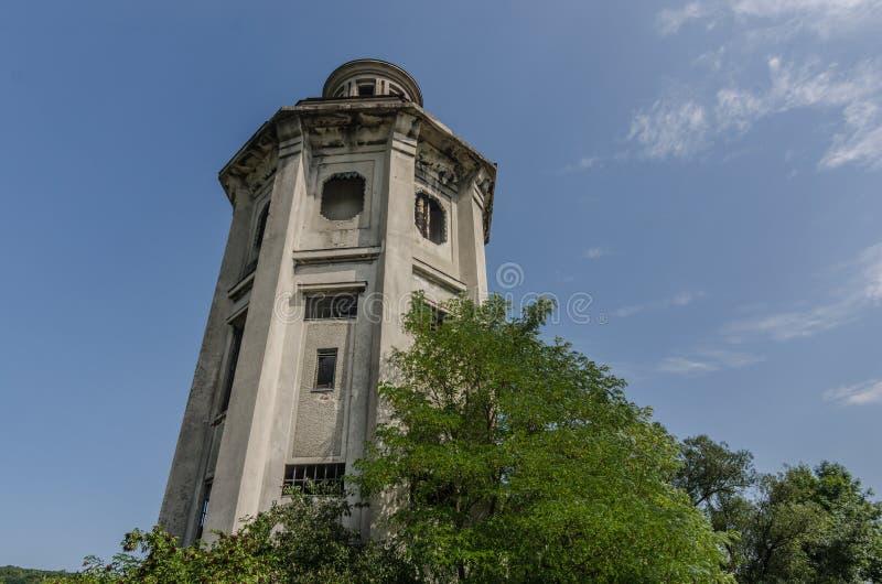 Verlaten toren stock afbeeldingen
