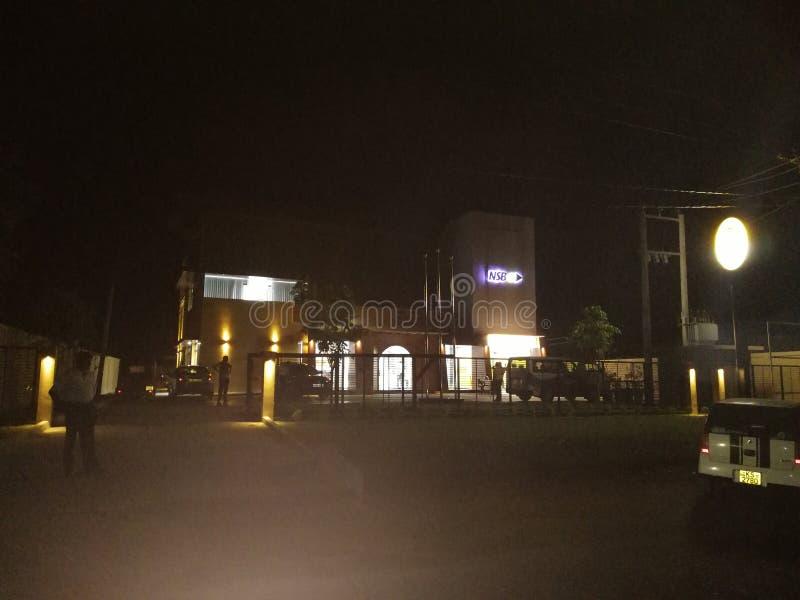 Verlegung sri lankan Bank schöner Platz stockbilder