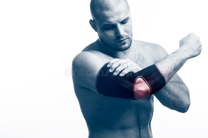 Verletzung der Hand lizenzfreies stockbild