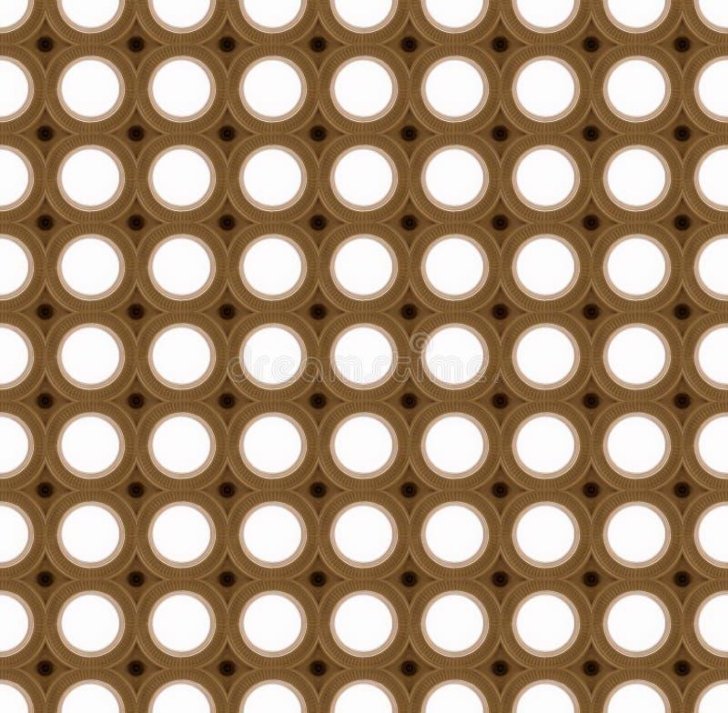 Verlichtingscirkels royalty-vrije stock afbeelding