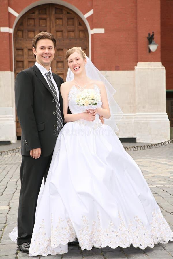 Verlobtes mit der Braut stockfotos