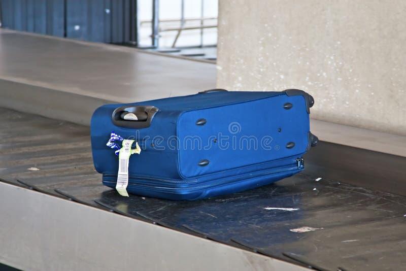 Verlorener Koffer stockfotos