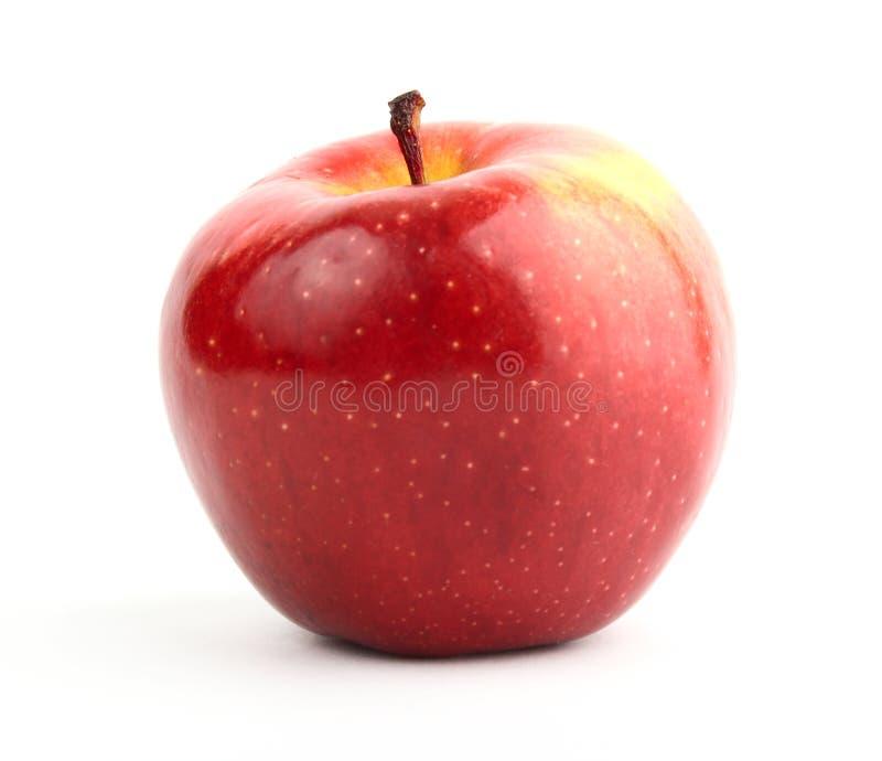 Vermelho de Apple. Isolado imagem de stock