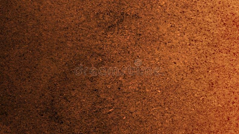 Vermelho ilumine - papel de parede textured do fundo da parede marrom da cor Ilustração do vetor ilustração stock