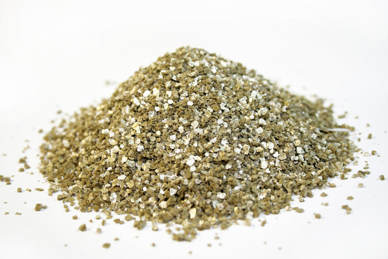Vermiculite stock photos