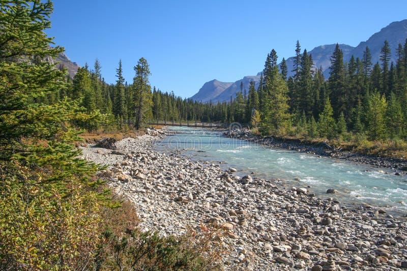 Vermilion Fluss stockbilder