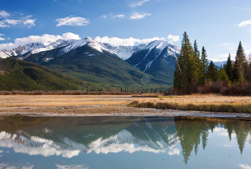 vermillion λιμνών στοκ εικόνα