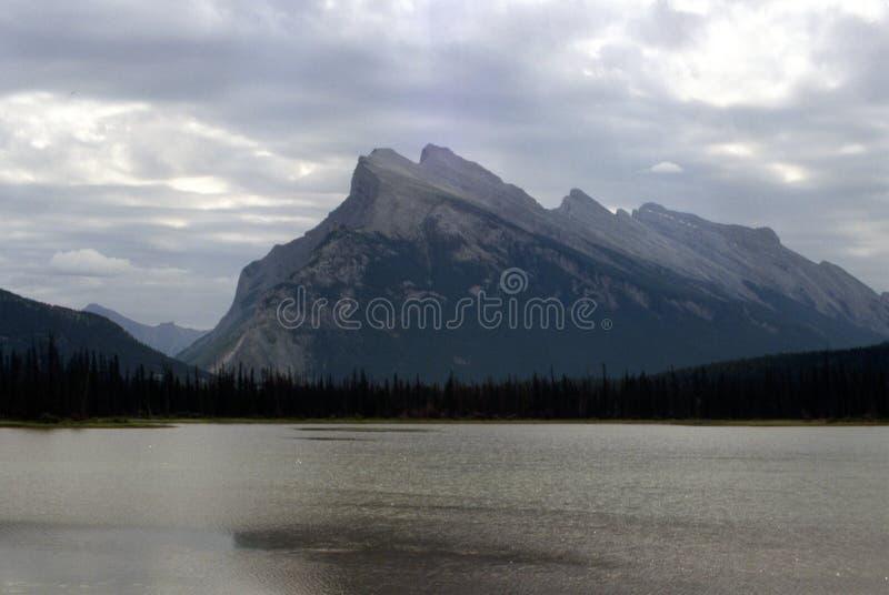 Vermillion озеро стоковые фотографии rf