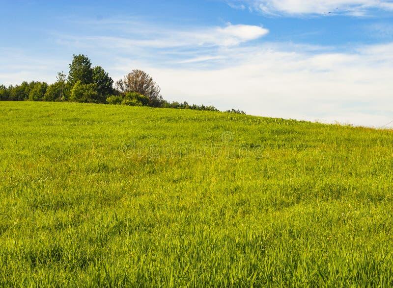 Vermont krajobraz zdjęcia stock