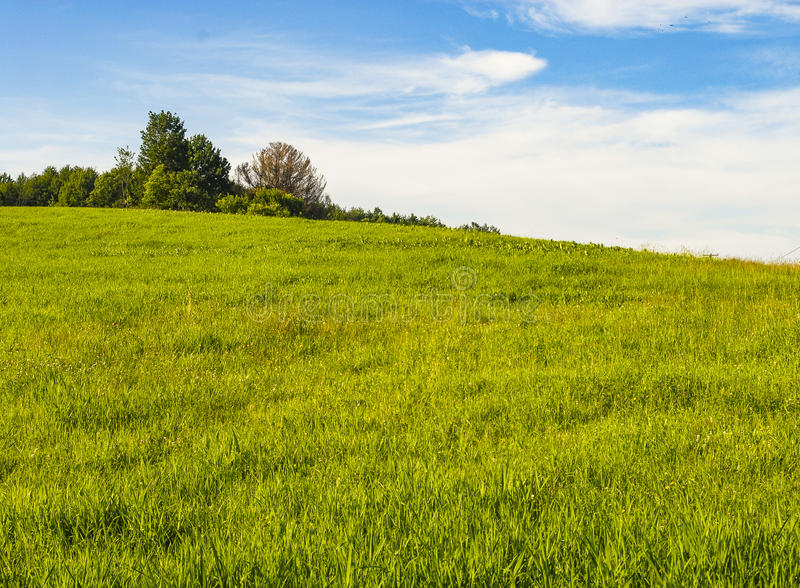 Vermont-Landschaft stockfotos