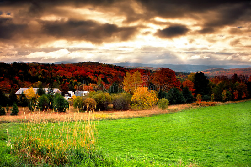 Download Vermont, USA Royalty Free Stock Photography - Image: 1236817