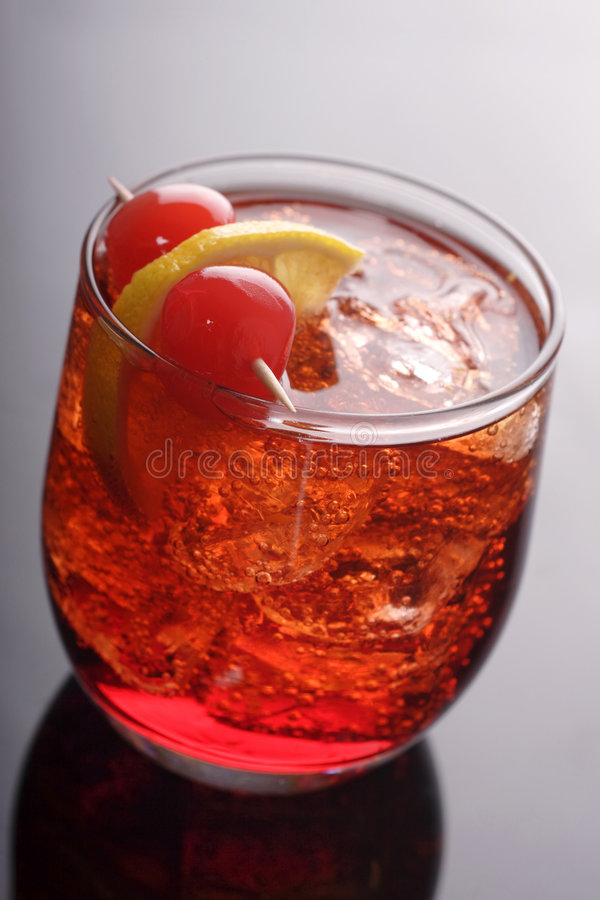 Free Vermouth And Soda Royalty Free Stock Photos - 1760448