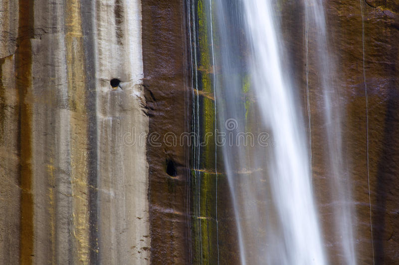 Download Vernal Fall stock image. Image of cascade, national, granite - 13510097
