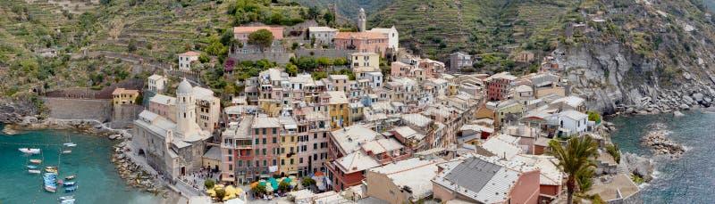Vernazza, Cinque Terre fotografia stock libera da diritti