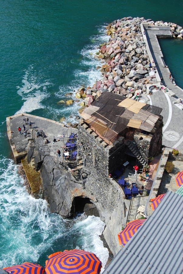 Vernazza-Cinque Terre imágenes de archivo libres de regalías