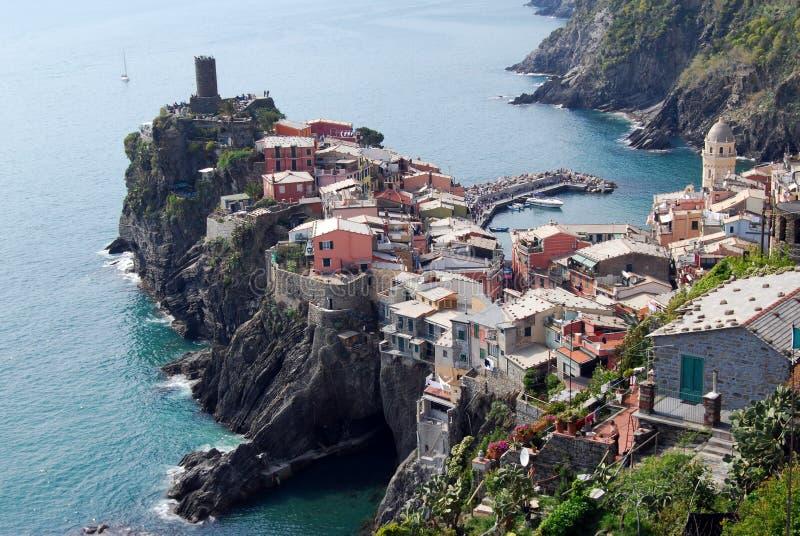 Vernazza-Cinque Terre photographie stock
