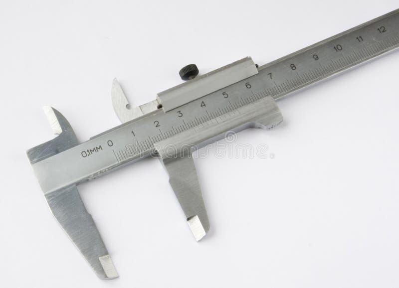 Vernier calliper stock photos