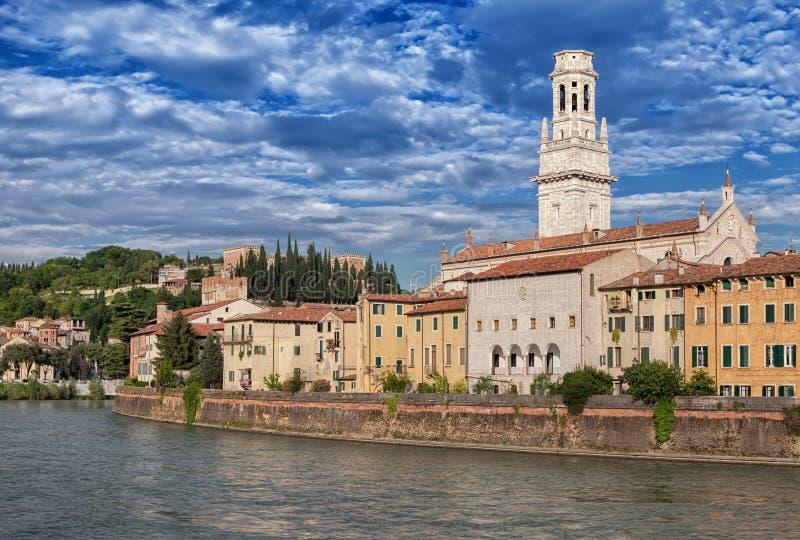 Verona fotografia stock