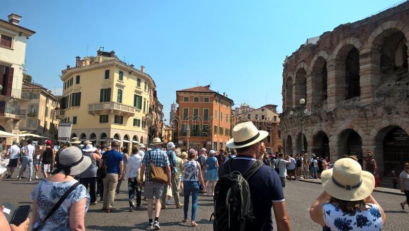 Verona Arena image libre de droits