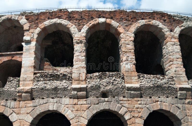 Verona Arena arkivfoton