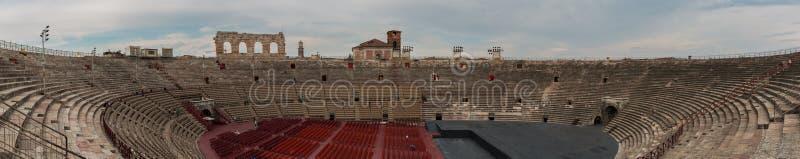 Verona Arena I foto de archivo libre de regalías