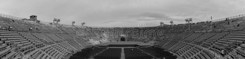 Verona Arena III stockbild