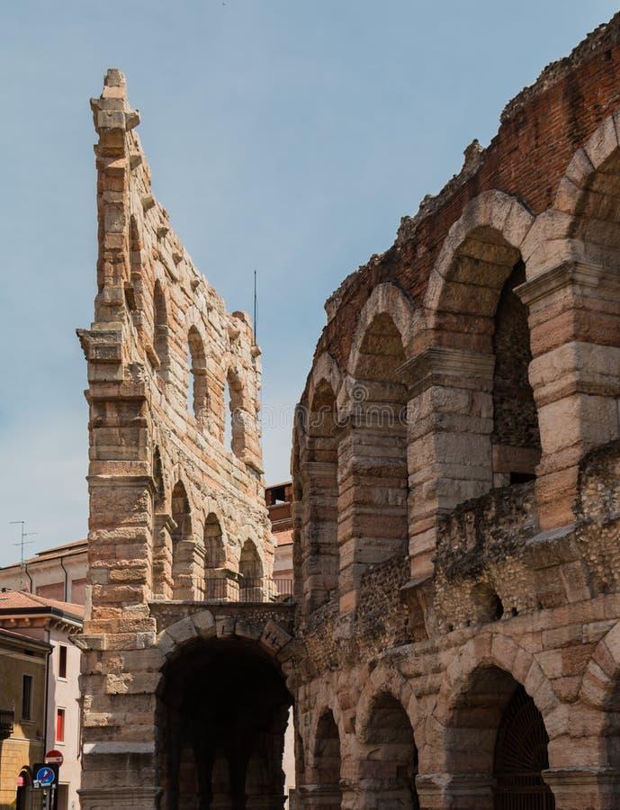 Verona Arena V fotografia stock