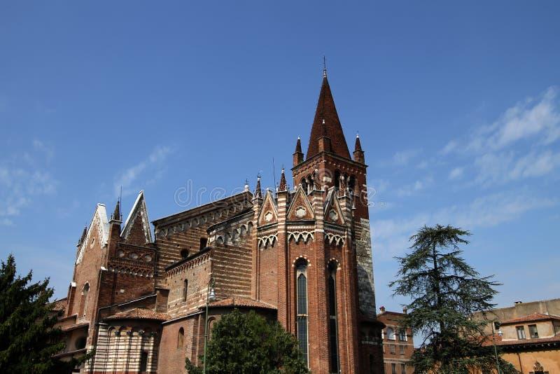 Verona, Italië royalty-vrije stock foto
