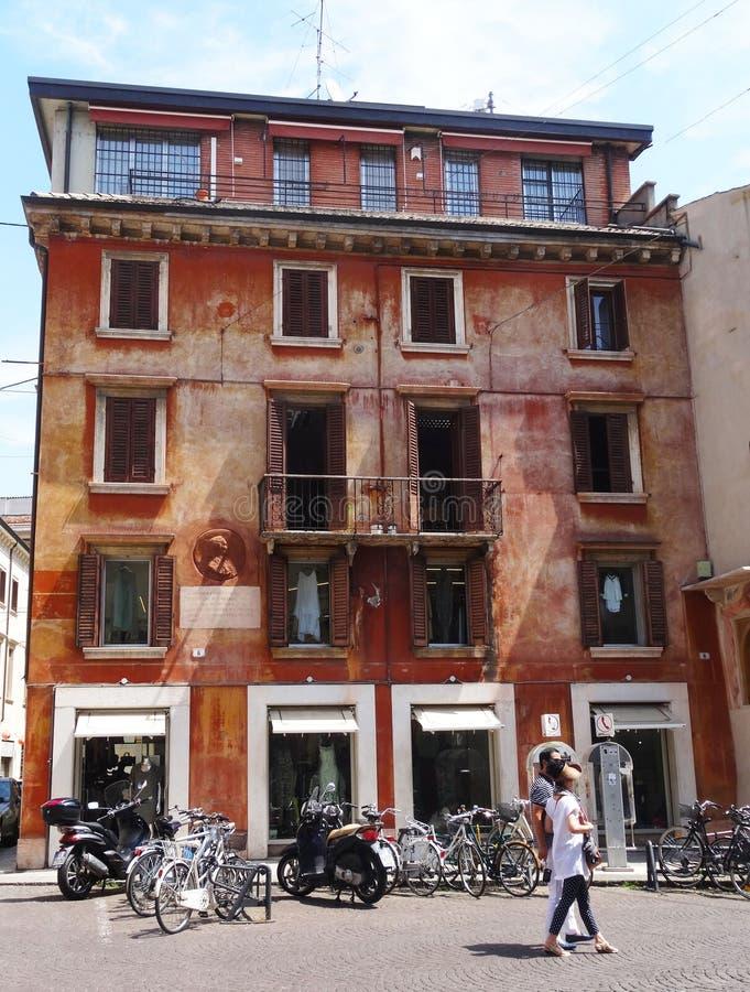 Verona, Italië royalty-vrije stock afbeelding