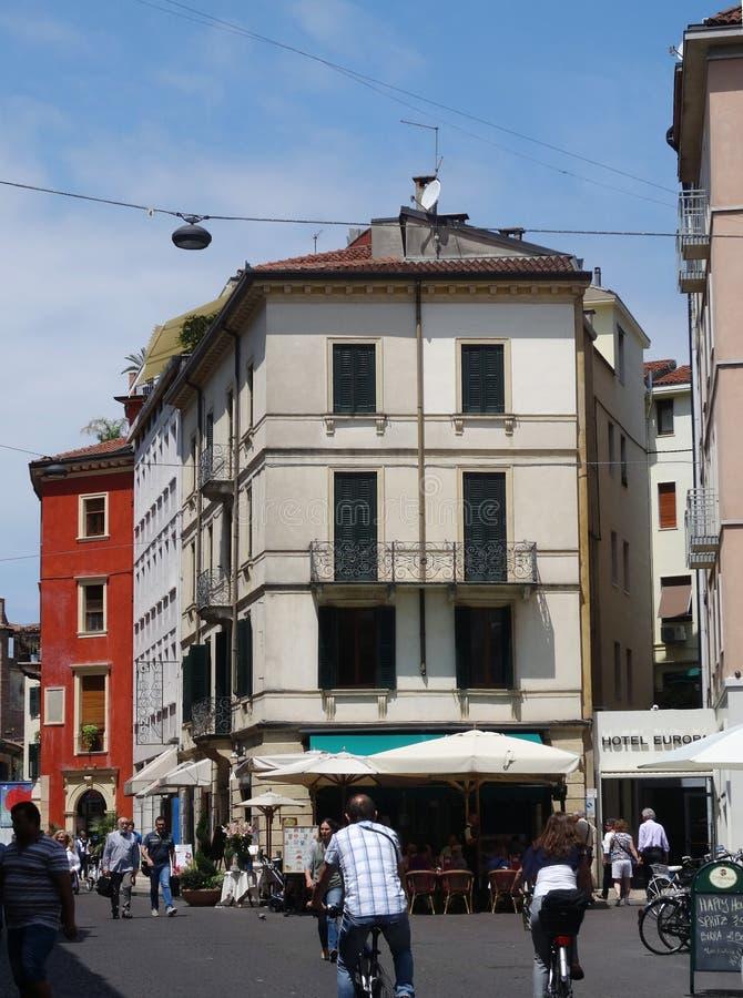 Verona, Italië stock afbeeldingen