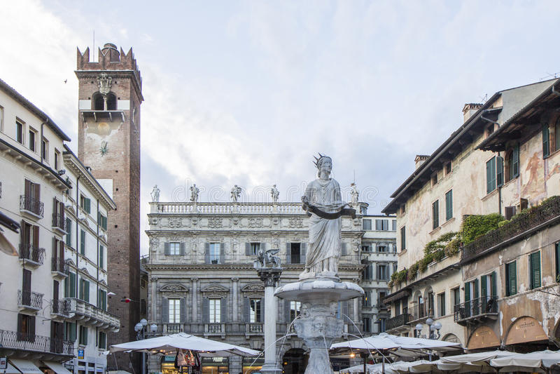Verona Italia foto de archivo libre de regalías