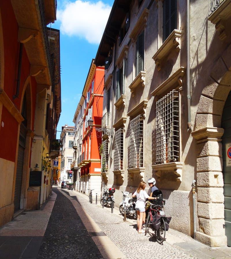Verona, Italia fotografía de archivo
