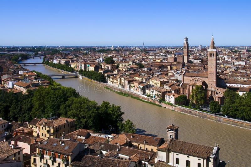 Verona (Italy) foto de stock