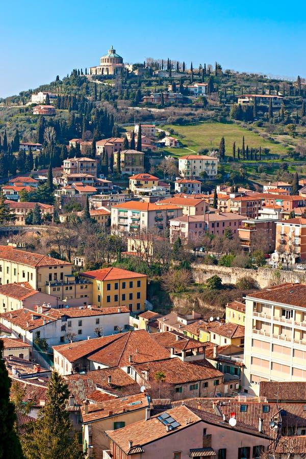 Download Verona, italy. stock image. Image of ancient, belfry - 22185207