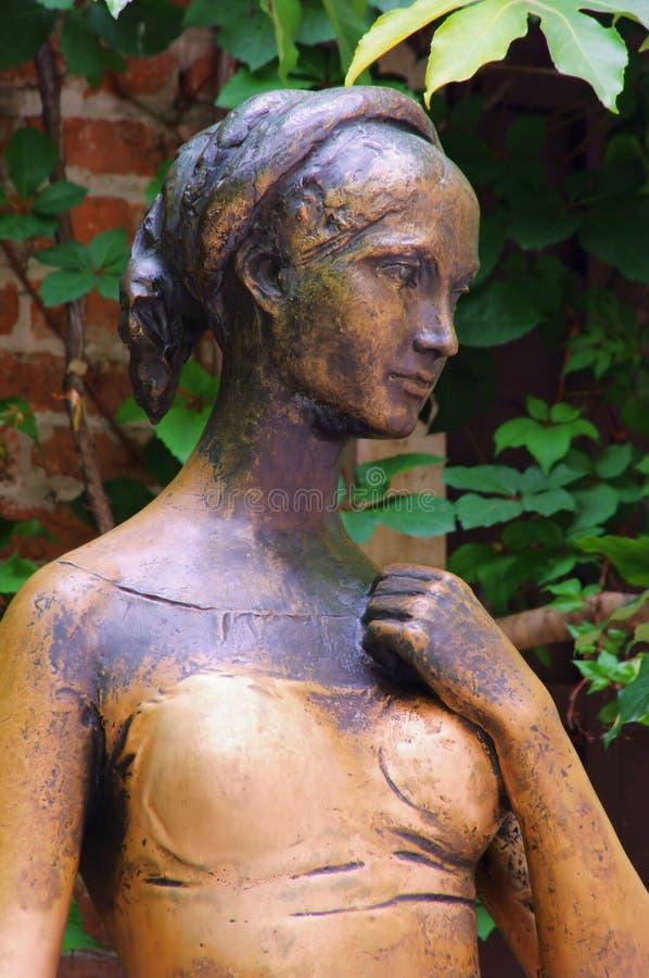 Verona Juliet imagem de stock royalty free