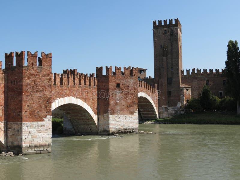 Download Verona - medieval castle stock image. Image of verona - 26458513