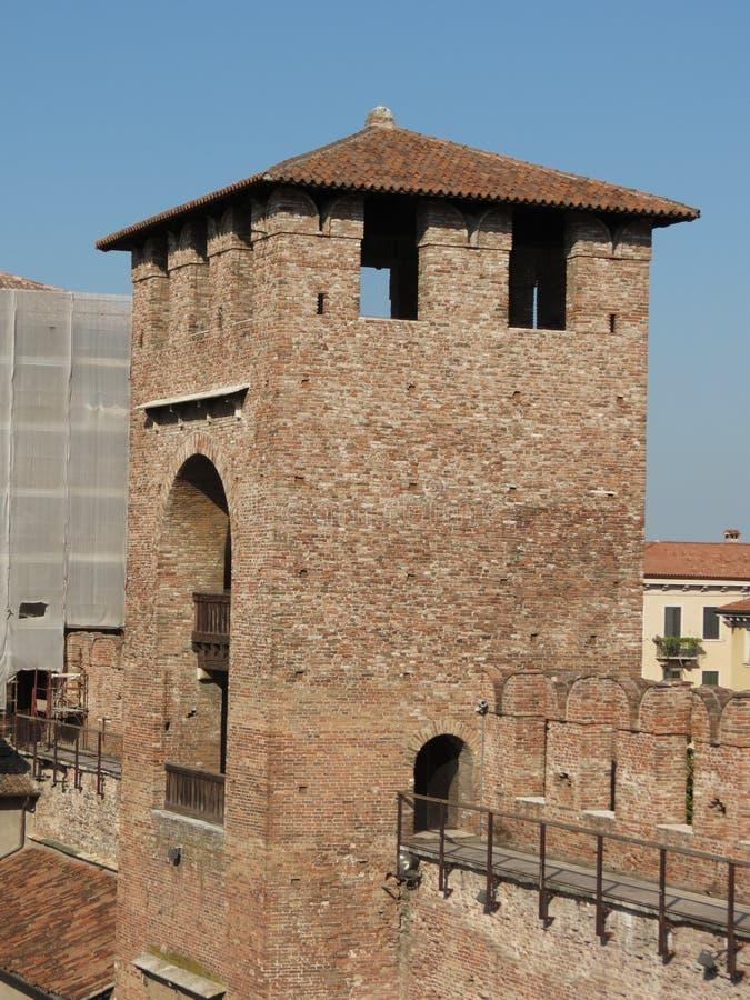 Download Verona - średniowieczny Kasztel Obraz Royalty Free - Obraz: 26458566