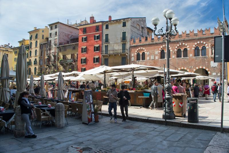 Download Verona,square of grass editorial image. Image of arena - 24536795