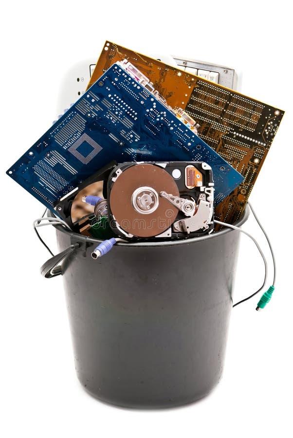Verouderde hardware royalty-vrije stock afbeelding