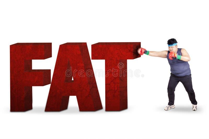 Verpacken für verlieren Gewicht 1 stockfotos