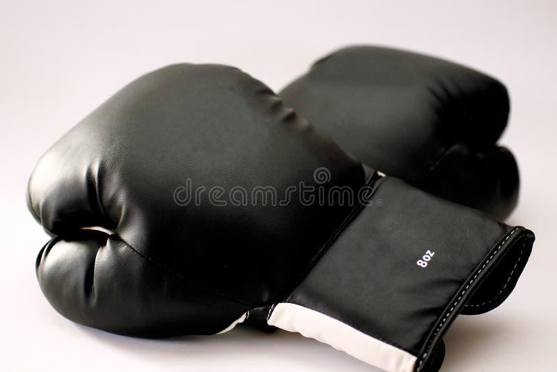 Verpacken-Handschuhe stockfoto
