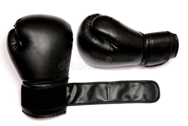 Verpacken-Handschuhe getrennt lizenzfreie stockfotos