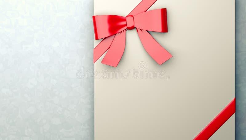 Verpakte gift stock illustratie