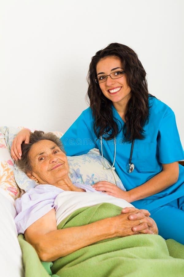 Verpleeghuis royalty-vrije stock foto's