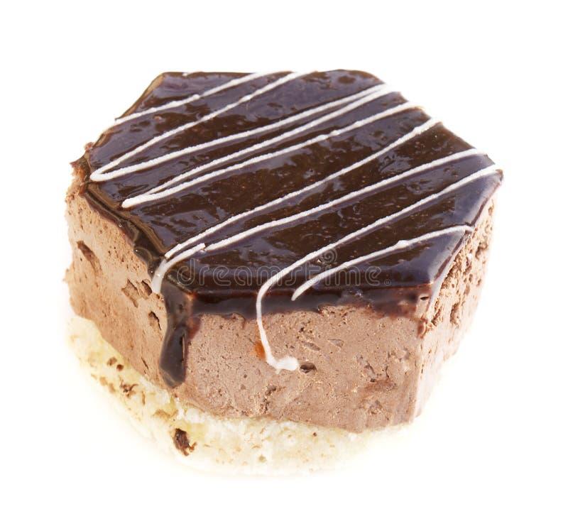 Verrücktes der süßen Schokolade lizenzfreies stockfoto