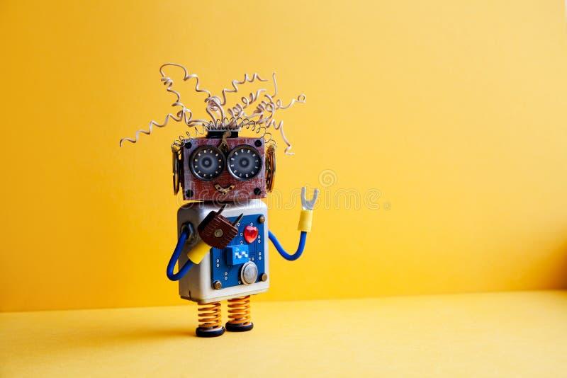 Verrücktes Roboterspielzeug Des Kreativen Designs, Elektrische ...