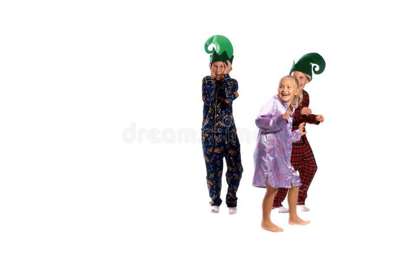 Verraste Elf stock afbeelding