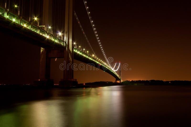 verrazano γεφυρών στοκ φωτογραφία με δικαίωμα ελεύθερης χρήσης